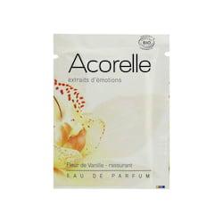 Acorelle Parfémová voda Květy vanilky 3 ml vonný kapesník
