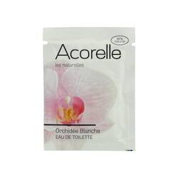 Acorelle Toaletní voda Bílá orchidej 3 ml vonný kapesník