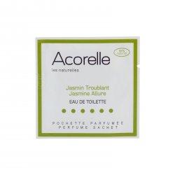 Acorelle Toaletní voda Jasmín 1,5 ml, vonný kapesník
