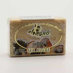 Agno Mýdlo olivové mořské řasy 125 g