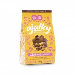 AJALA CHOCOLATE BIO Ajalky Zázvorový polibek, máslové sušenky 100 g