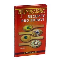 Ajurvédské recepty pro zdraví, David Frej 189 stran
