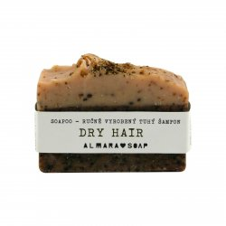 Almara Soap Tuhý šampon Dry Hair 85 g