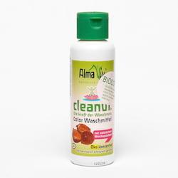 AlmaWin Prací prostředek Cleanut, tekuté mýdlové ořechy 125 ml