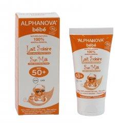 Alphanova Opalovací krém pro miminka SPF 50+ 50 ml
