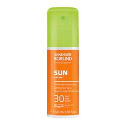 Annemarie Borlind Chladivý opalovací fluid SPF 30 ve spreji, Sun Sport 100 ml