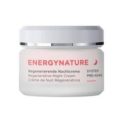 Annemarie Borlind Regenerační noční krém, Energynature 50 ml
