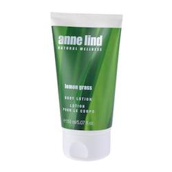 Annemarie Börlind Tělové mléko lemongrass 150 ml