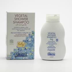 Argital Baby hypoalergenní sprchový šampon 250 ml