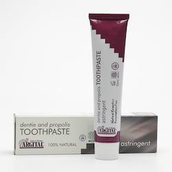 Argital Bělicí zubní pasta s propolisem a dentie 75 ml