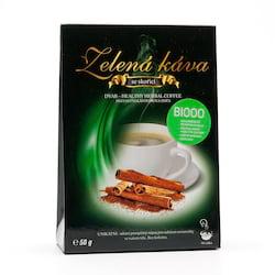Arun Zelená káva se skořicí 50 g