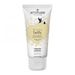 Attitude Olej pro těhotné a po porodu s arganem a mandlí, Blooming Belly 75 ml
