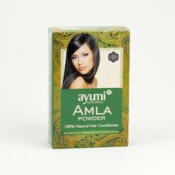 Ayuuri Natural Práškový kondicionér Amla 100 g