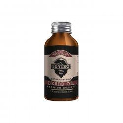 BE-VIRO Olej na vousy - cedr, borovice a bergamot 30 ml