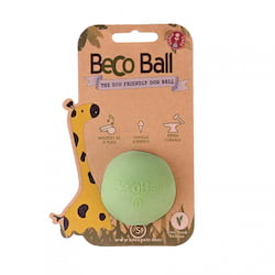Beco Pets Beco Ball Small 1 ks, zelená