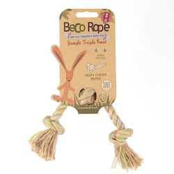 Beco Pets Beco Rope Jungle Triple Knot Small 1 ks