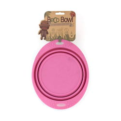 Beco Pets Beco Travel Bowl Large 1 ks, růžová