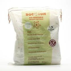 Bocoton Kuličky kosmetické odličovací, cotton wool balls 100 ks