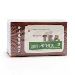 Čaj jerlínový na hubnutí a zácpu 45 g, 30 ks