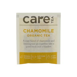 Care Tea Bylinný čaj Chamomile 1 ks, 2 g