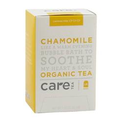 Care Tea Bylinný čaj Chamomile 18 ks, 36 g