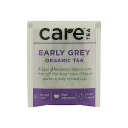 Care Tea Černý čaj Early Grey 1 ks, 2 g