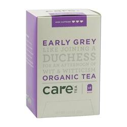 Care Tea Černý čaj Early Grey 18 ks, 36 g