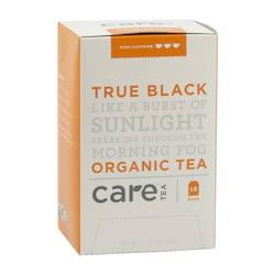 Care Tea Černý čaj True Black 18 ks, 36 g