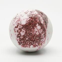 Ceano Cosmetics Krémová kulička do koupele červené hrozny 1 ks, 50 g