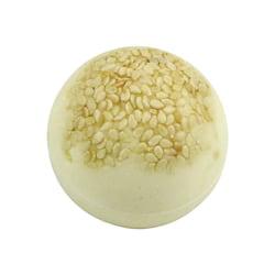 Ceano Cosmetics Krémová kulička do koupele konvalinka 1 ks, 50 g