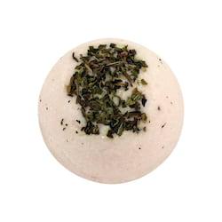 Ceano Cosmetics Krémová kulička do koupele malina 50 g,1 ks