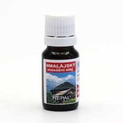 Chaudhary Biosys Himalájský masážní olej 10 ml