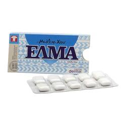 Chios GMGA Žvýkačky s mastichou Elma Dental 10 ks, 14 g