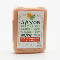 Cigale BIO Mýdlo s pomerančovým olejem 100 g