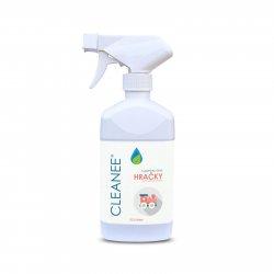 CLEANEE ECO Baby čistič na hračky 500 ml