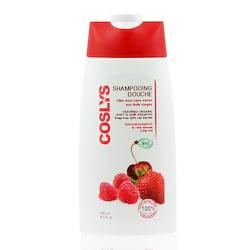 Coslys Sprchový šampon bez mýdla červené bobule 250 ml