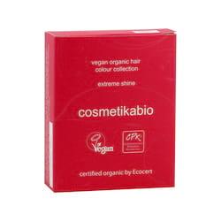 Cosmetikabio Barva na vlasy Kaštanově červená 100 g