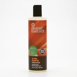 Desert Essence Šampon posilující s keratinem a jojobovým olejem 382 ml