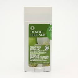 Desert Essence Tuhý deodorant svěžest jara 70 ml