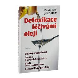 Detoxikace léčivými oleji, D.Frej a J.Kuchař 140 stran
