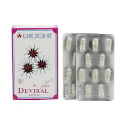 Diochi Deviral Plus, kapsle 60 ks