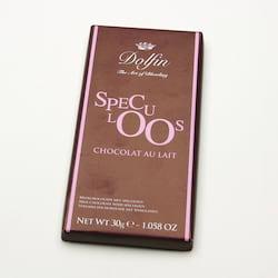 Dolfin Čokoláda mléčná se spéculous 30 g
