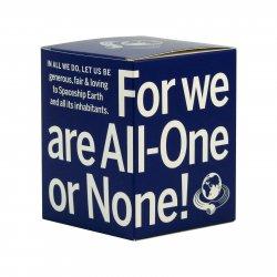 Dr. Bronner's Dárkový set Tekutých universálních mýdel ALL-ONE! Mystery set 1 ks, (4 x 60 ml)