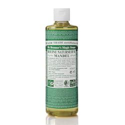 Dr. Bronner's Tekuté universální mýdlo ALL-ONE!, Almond 475 ml