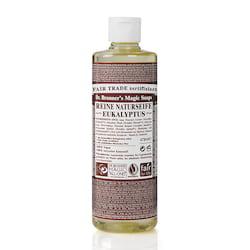 Dr. Bronner's Tekuté universální mýdlo ALL-ONE!, Eukalyptus 475 ml