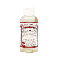 Dr. Bronner's Tekuté universální mýdlo ALL-ONE!, Eukalyptus 60 ml