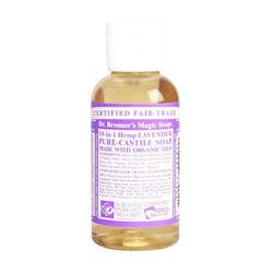 Dr. Bronner's Tekuté universální mýdlo ALL-ONE!, Lavender 60 ml