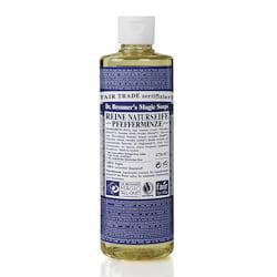 Dr. Bronner's Tekuté universální mýdlo ALL-ONE!, Peppermint 473 ml