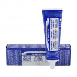 Dr. Bronner´s Zubní pasta, Peppermint 140 g