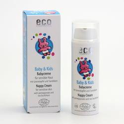 Eco Cosmetics Krém kojenecký Nappy na opruzeniny, Baby 50 ml